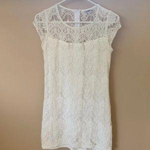 Charlotte Russe lace dress